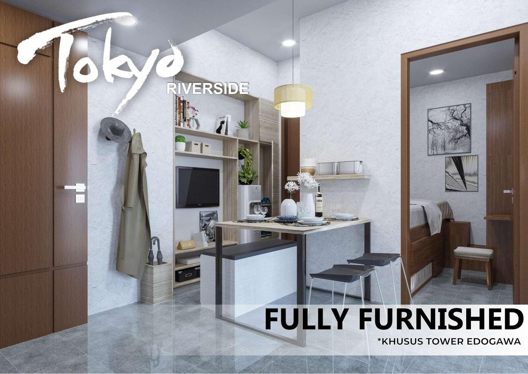Apartment Tokyo Riverside