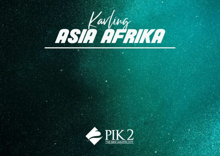 KAVLING ASIA AFRIKA